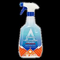 Отбеливающее средство для раковин, ванн, плитки ASTONISH Multi-Purpose Cleaner with bleach, 750 мл