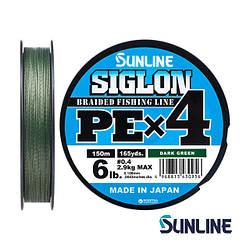 Sunline Siglon PE х4 (темн-зел.)