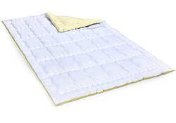 Одеяло детское антиаллергенное EcoSilk Зимнее Carmela 110 x140 сатин+микросатин 0555, фото 3