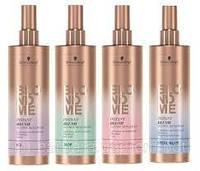 Спрей-тонер для светлых волос Schwarzkopf BlondMe Instant Blush Spray 250 мл.