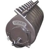 Отопительная печь тип 05 (1300м.куб) – ONTARIO, Канадская печь, булерьян, сталь 4мм