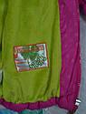 Куртка зимняя для девочки розовая (QuadriFoglio, Польша), фото 7