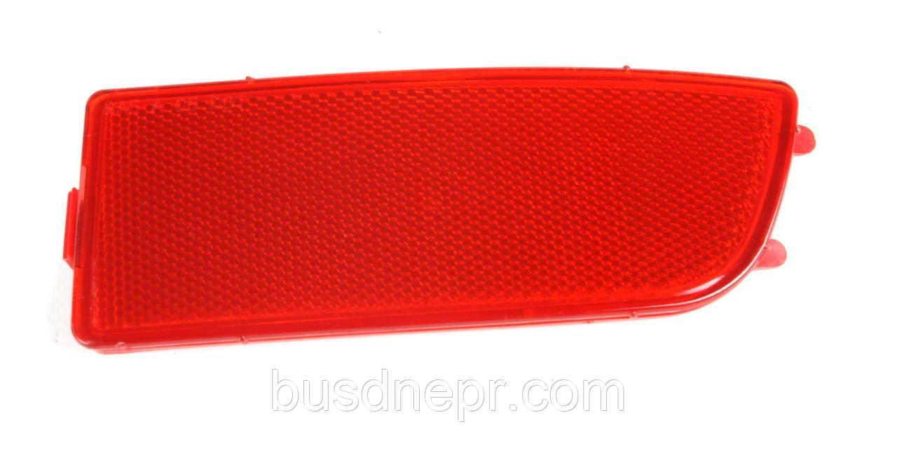 Отражатель бампера (заднего) MB Sprinter/VW Crafter 06- (L)