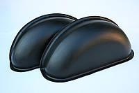 Накладки на колесные арки в Mercedes-Benz Vito 639 (Мерседес-Бенц Вито 639) цвет черный