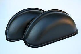 Пластиковые накладки на колесные арки в Mercedes-Benz Vito 639 (Мерседес-Бенц Вито 639) цвет черный
