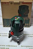 Лазерний рівень DWT LLC03-30, 3-лінії, 30-метрів, зелений промінь, фото 1