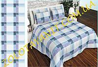 Комплект постельного белья Голд евроразмер, фото 1