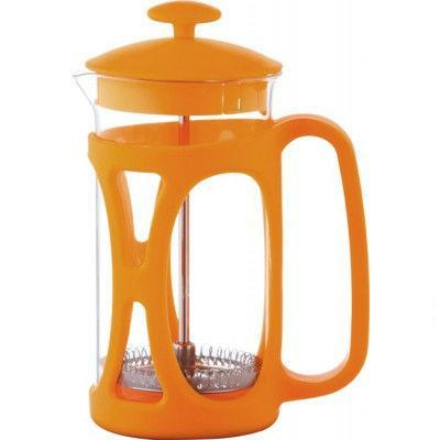 Френч-пресс Maestro 0.8 л Оранжевый (MR1663-800N-o)