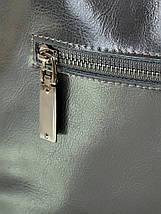 Сумка Женская Классическая кожа-замш ALEX RAI 10-01 317-1 grey, фото 2
