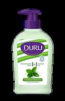 Жидкое крем-мыло DURU 1+1 Зеленый чай (300мл.)