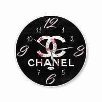 Настенные часы - Модный дом Шанель   настінний годинник - Модний дім Шанель    The House 38bafe68648fd