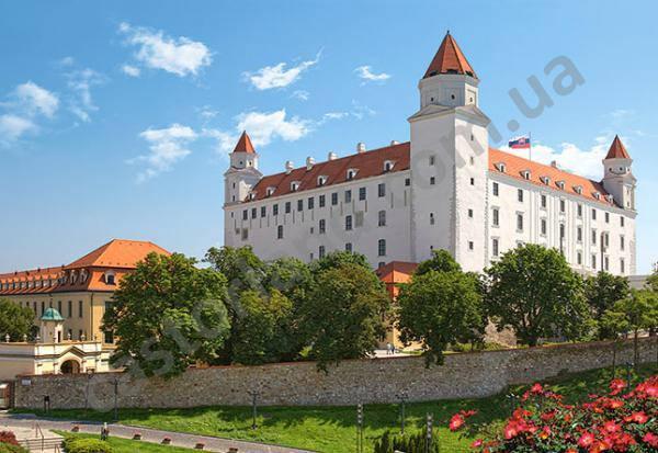 Пазлы Замок, Словакия 1000 элементов, фото 2