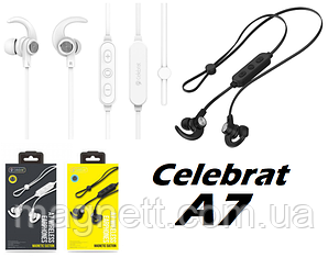 Навушники Bluetooth Celebrat A7