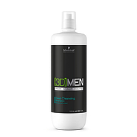 Шампунь для глубокого очищения Schwarzkopf [3D]Men Deep Cleans 1000ml