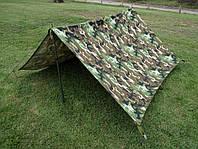 Тент-баша (укрытие/палатка) в расцветке DPM. Нидераланды, оригинал