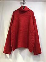 Женский шикарный свободный свитер  (4 цвета), фото 1