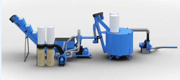 Мини завод для производства комбикорма отличное решение для бизнеса