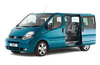 Автомобильные шторы Renault Trafic, Opel Vivaro, Nissan Primastar (Рено Трафик, Виваро, Примастар)