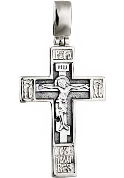 КРЕСТ НАТЕЛЬНЫЙ «С НАМИ БОГ»