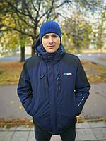 Зимняя мзская   термокуртка COLUMBIA