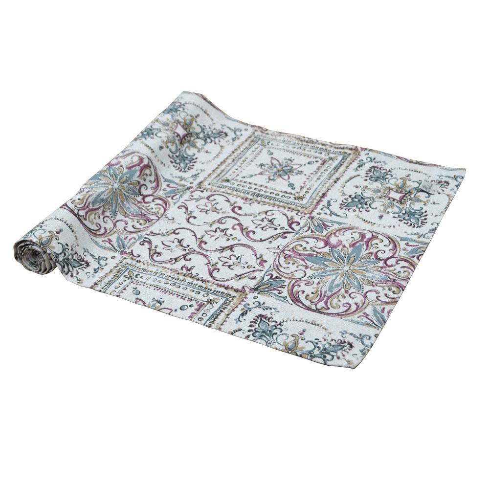 Дорожка на стол Mosaic 120х40см