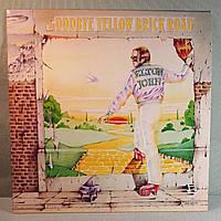 CD диск Elton John - Goodbye Yellow Brick Road, фото 1