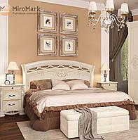 """Двоспальне ліжко 160*200  """"Роселла"""" від Миро-Марк."""