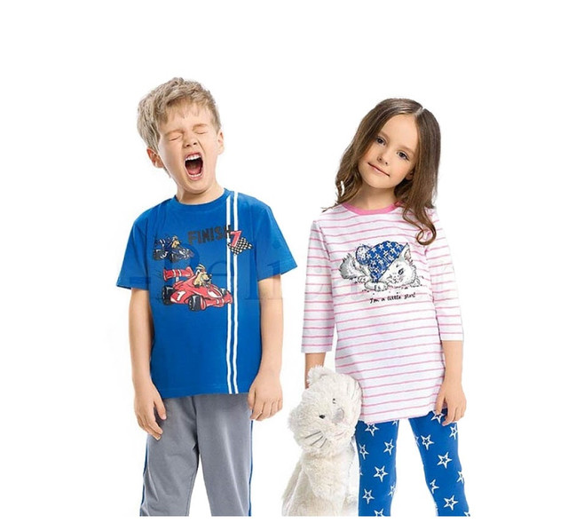 Майки, трусы, пижамы, халаты для детей