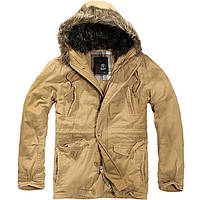 Куртка аляска Brandit Vintage Explorer CAMEL