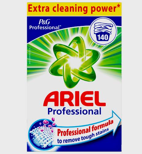 Ariel Professional универсальный стиральный порошок 140 стирок