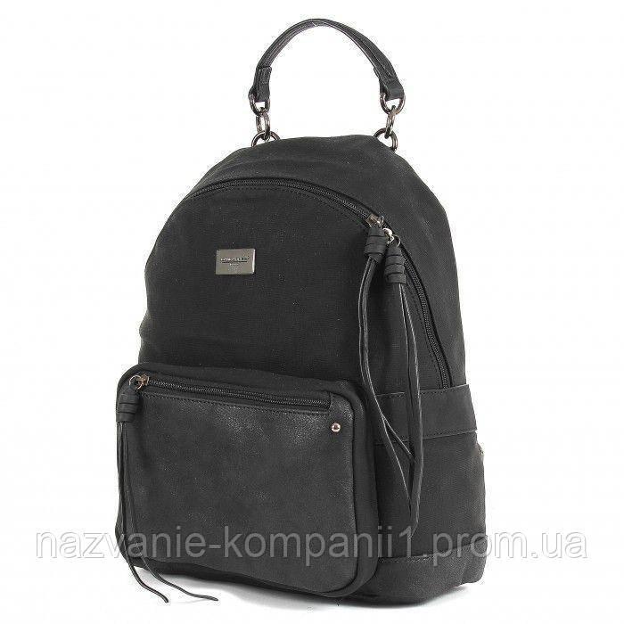 Рюкзак женский David Jones CM 3595 Black (276), цена 680 грн ... 64bdbec2c87