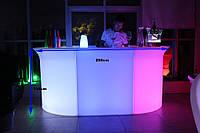 Изготовление световой мебели (светящаяся LED мебель)