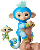 Интерактивная гламурная обезьянка Билли с мини-обезьянкой Fingerlings W3540/3541