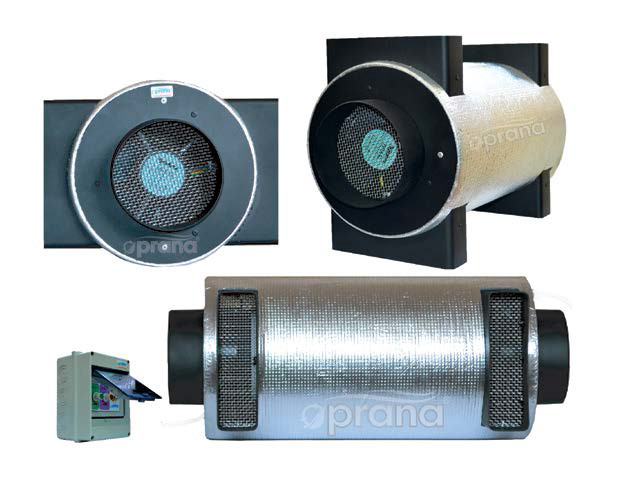 Рекуператор PRANA 250, фото 1