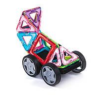 Магнитный конструктор, конструктор на магнитах, развивающая игрушка 32 детали