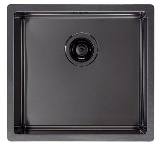 Кухонная мойка ALVEUS MONARCH QUADRIX 30 антрацит 1078579