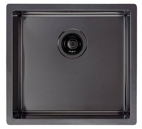 Кухонная мойка ALVEUS MONARCH QUADRIX 30 антрацит 1078579, фото 2