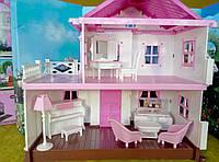 "Домик ""Anderia familly"" розовый 1515, фото 1"