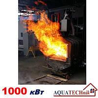 Пеллетная горелка,AQUATECHnik-1000,мощность 300-1250 кВт., фото 1