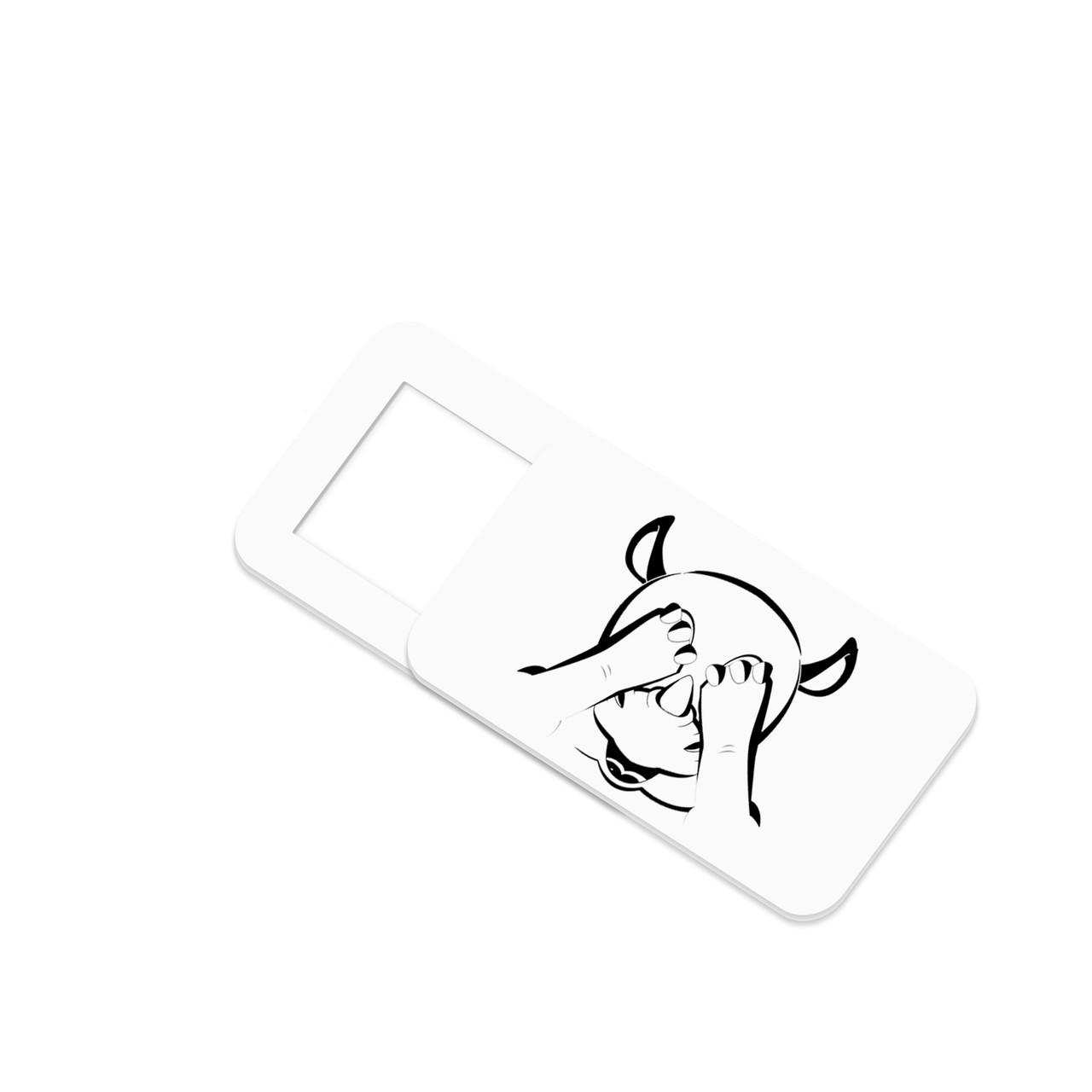 Защитная крышка-накладка для веб-камеры