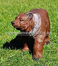 Садовая фигура Медведь Бурый, фото 3