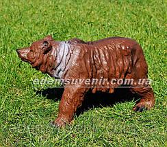 Садовая фигура Медведь Бурый, фото 2