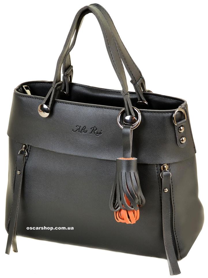 949f7bcc1a06 Модная женская сумка кожаная Alex Rai. Кожаная сумка на ремне. Отличное  качество. СЛ30