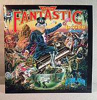 CD диск Elton John - Captain Fantastic and the Brown Dirt Cowboy, фото 1