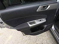 Карта обшивка задней двери Subaru Forester S12, SH, 2008-2012