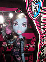Кукла Monster High Coffin Bean Abbey Bominable Doll Эбби Боминейбл Коффин бин