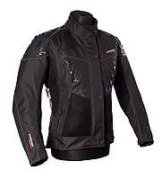 Roleff Messina Lady Black Jacket, XS Мотокуртка текстильна жіноча літнє із захистом