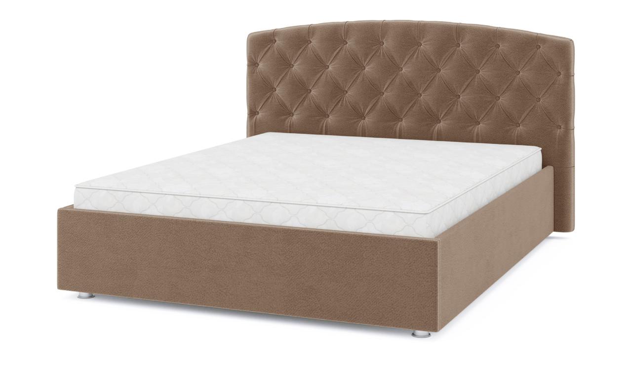 Кровать-подиум «Ненси» с матрасом