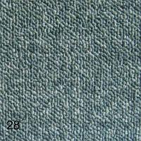 Ковролин тафтинговый ITC Quartz 028 4,0м штучн.джут петля AO ПА