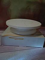 Столик поворотный для торта, диаметр 28 см